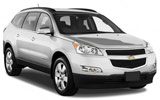 Chevrolet Traverse Van